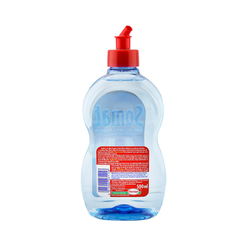Somat Dishwasher Rinse Aid 500ml