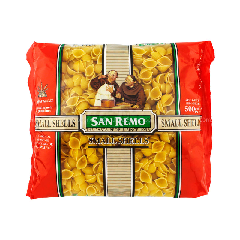 San Remo Small Shells 500g