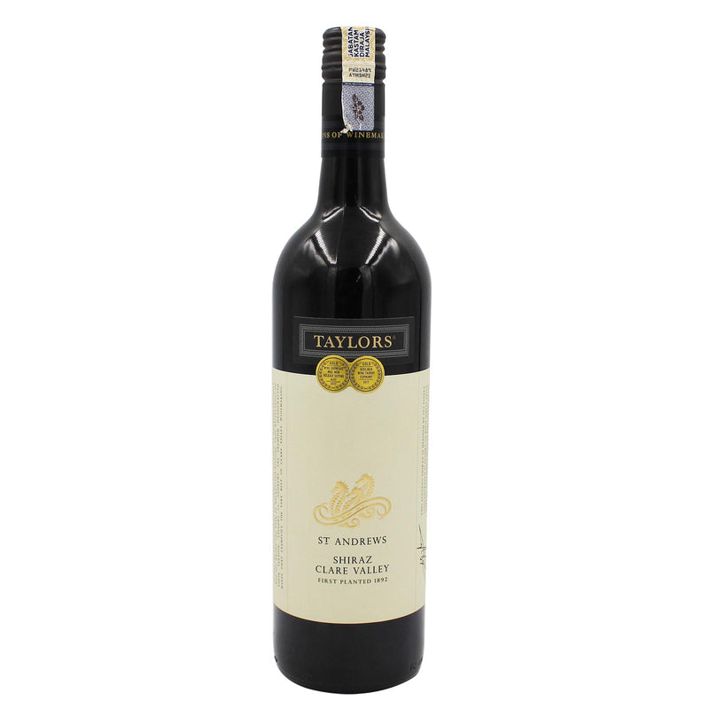 Taylors St. Andrews Shiraz Clare Valley Wine 750ml