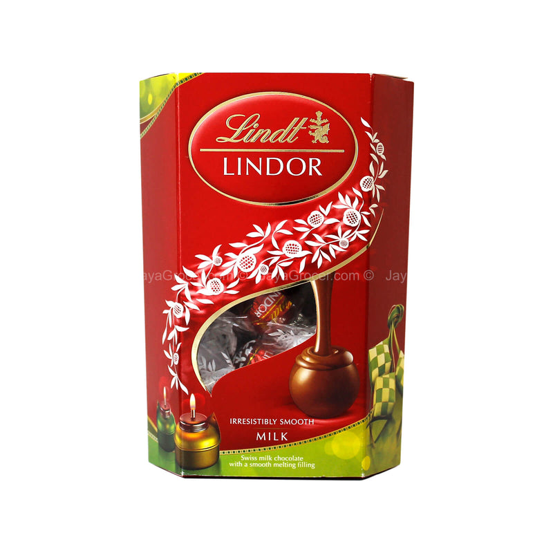 Lindt Lindor Milk Swiss Milk Chocolate 200g
