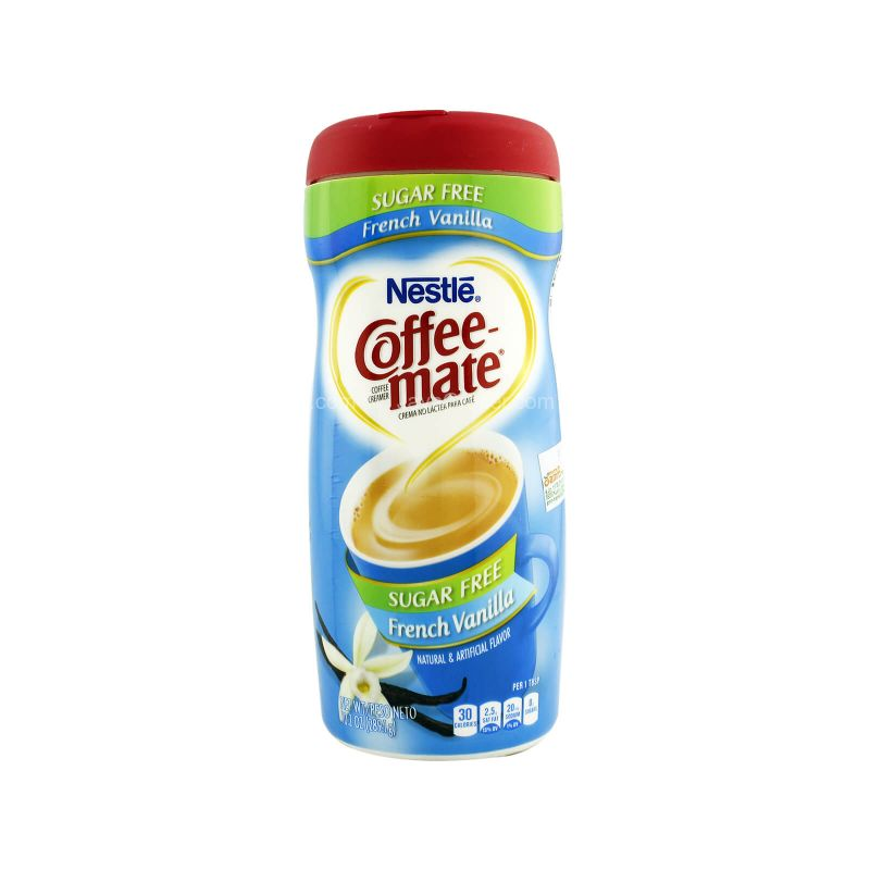 Coffee-mate French Vanilla Sugar Free Coffee Creamer 289.1g