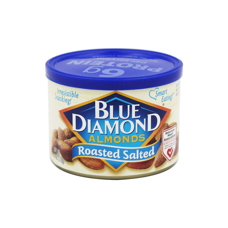 Blue Diamond Almonds Roasted Salted 170g