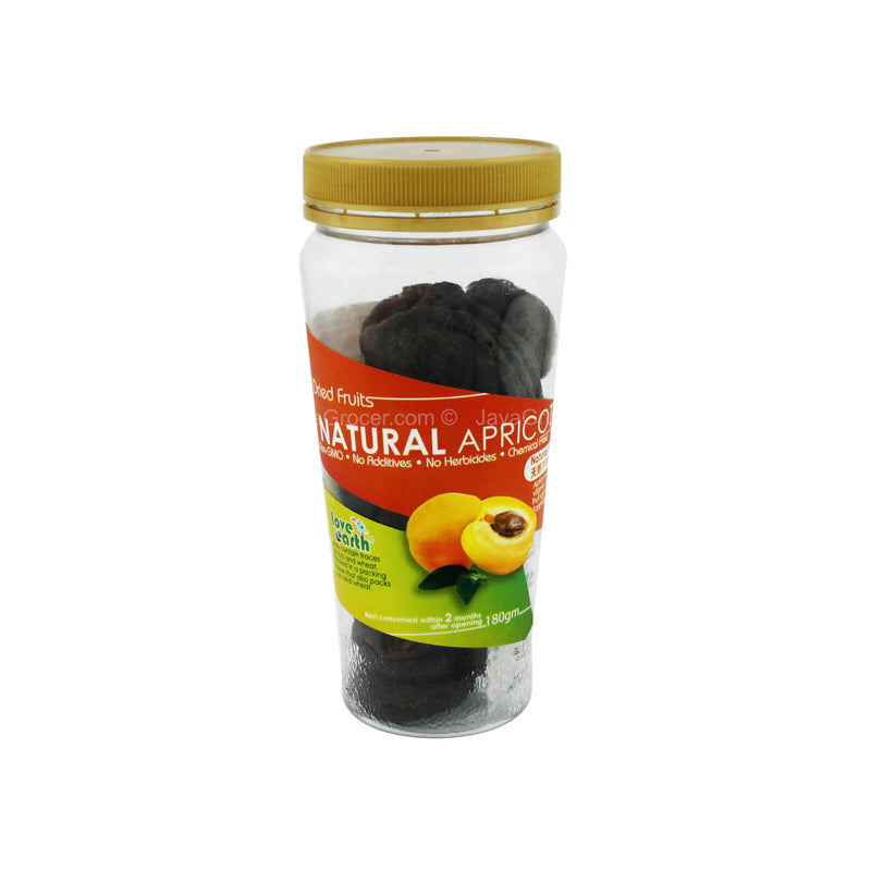 Love Earth Natural Apricot 180g
