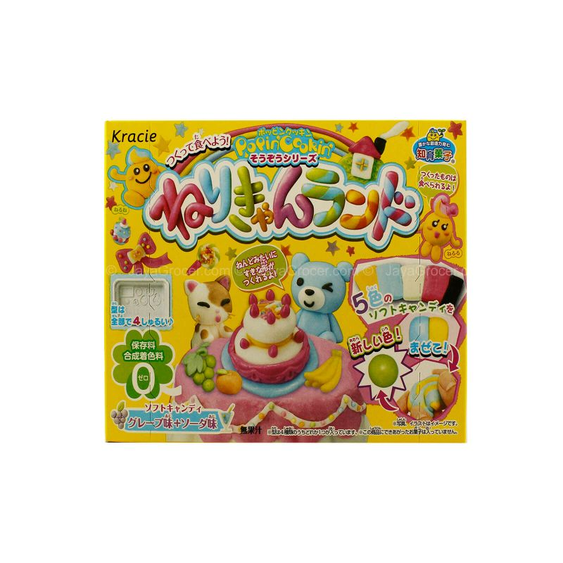 Kracie Popin' Cookin' Neri-Can Land Candy 42g