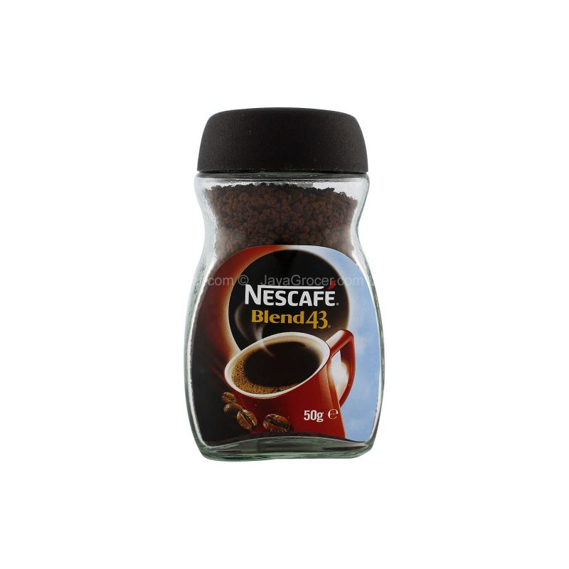 Nescafe Blend 43 Instant Coffee 50g