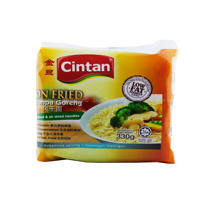 Cintan Non-Fried Noodles 330g