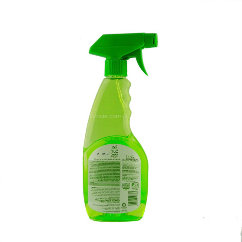 TLC Multi Action Cleaner Anti-Bacterial Spray 500ml