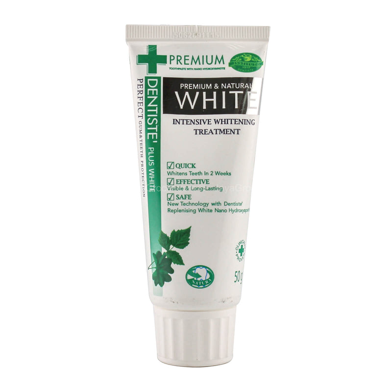 Dentiste' Plus White Premium Toothpaste 50g