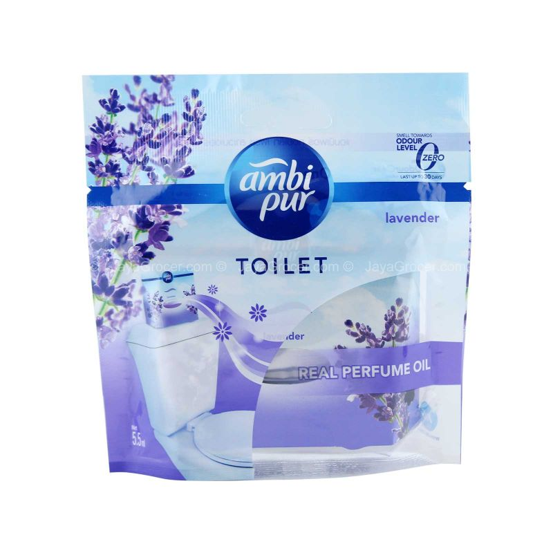 Ambi Pur Toilet Fresh Lavender Air Freshener 5.5ml