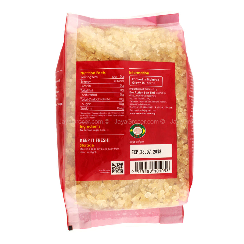 Lohas Brown Crystal Sugar 900g