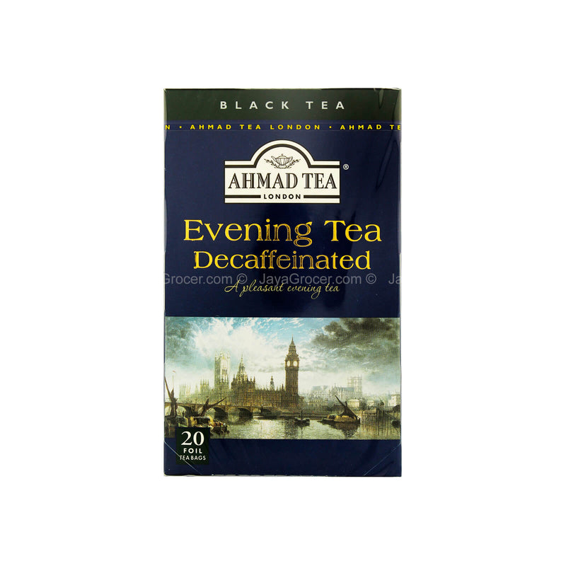 Ahmad Tea Evening Tea Decaffeinated 40g