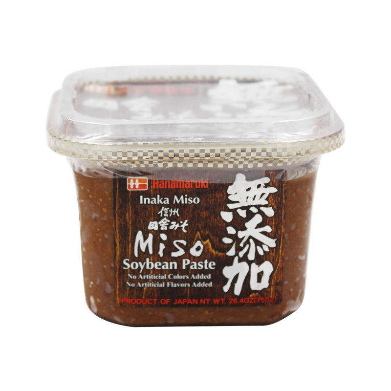 Hanamaruki Inaka Miso (Soybean Paste) 750g