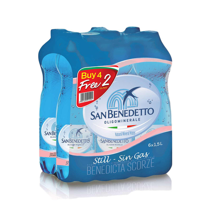 San Benedetto Still Natural Mineral Water 1.5L