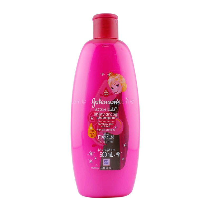 Johnson's Active Kids Shiny Drops Shampoo 500ml