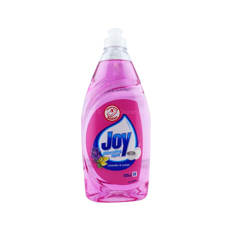 Joy Dishwashing Liquid Lavender and Lemon 500ml