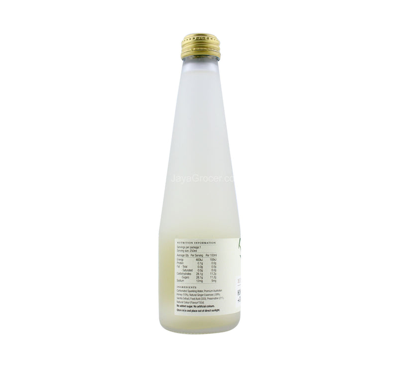 Beechworth Honey Honey+Ginger Sparkling Soda 250ml