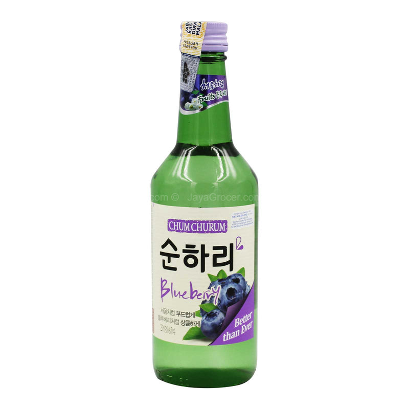 Chum Churum Blueberry Soju 360ml