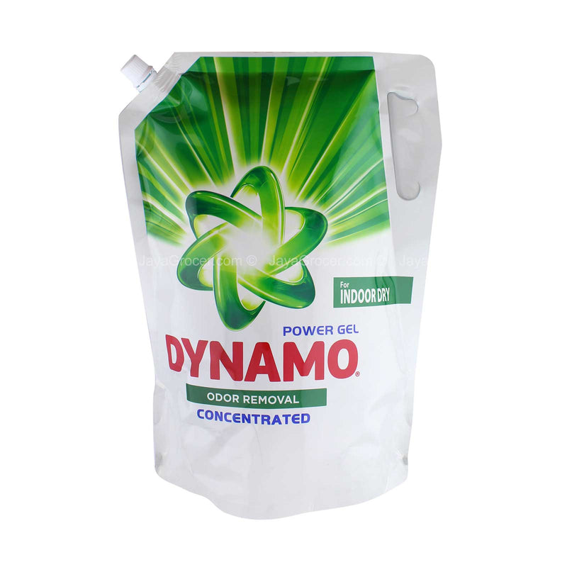 Dynamo Power Gel Odor Removal Concentrated Liquid Detergent 2.4kg
