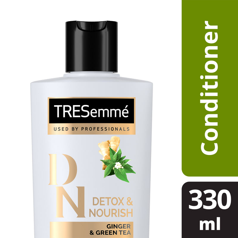 Tresemme' Detox and Nourish Hair Conditioner 330ml