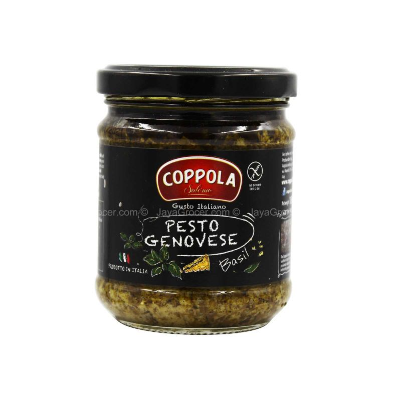 Coppola Pesto Genovese Basil 212ml