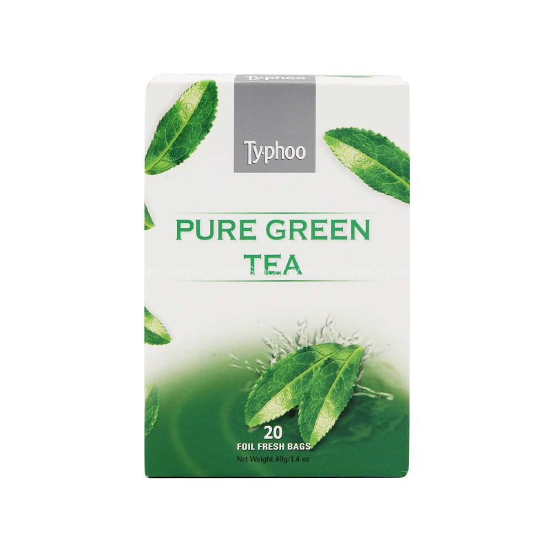 Typhoo Pure Green Tea 40g