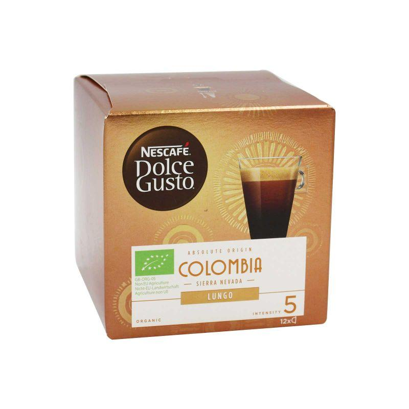Nescafe Dolce Gusto Colombia Sierra Nevada Lungo 84g