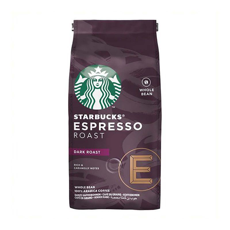 Starbucks Espresso Roast Ground Coffee 200g