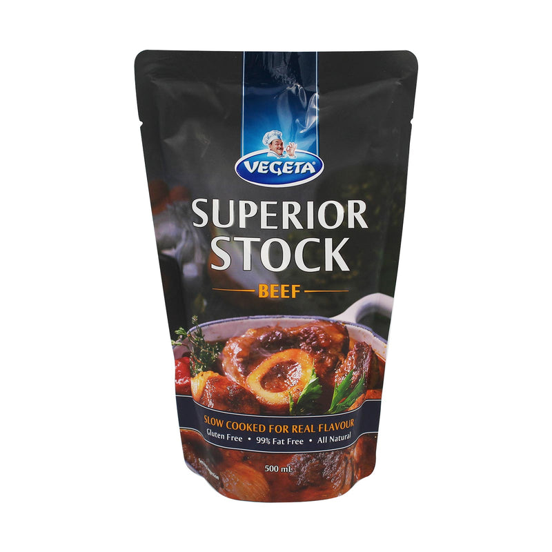 Vegeta Superior Beef Liquid Stock 500ml