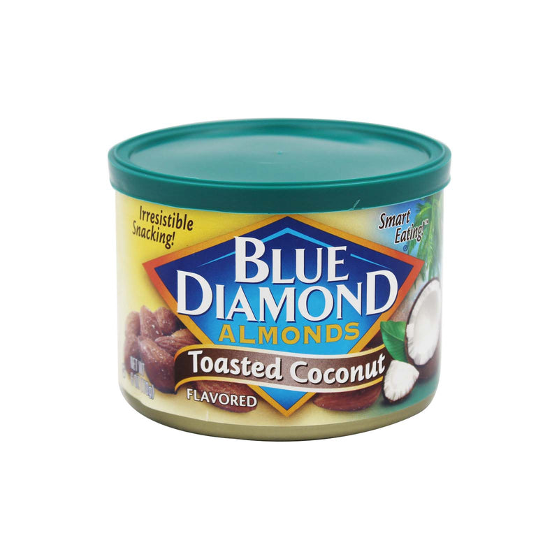 Blue Diamond Almonds Toasted Coconut Flavoured 170g