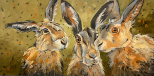 Gossiping Hares