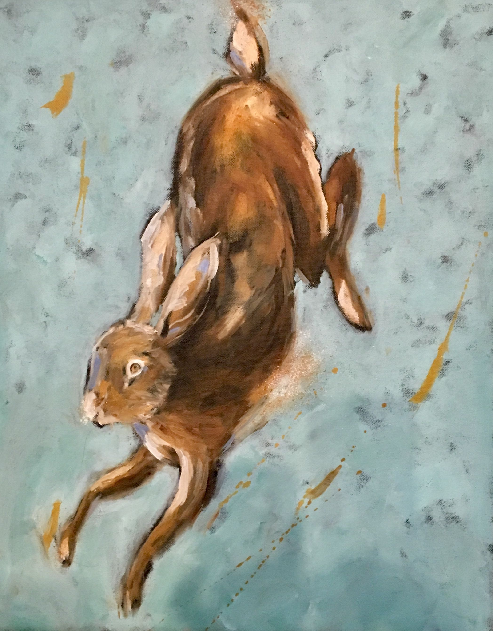 Prancing Hare