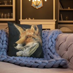 Ancestral Portraits Pillow