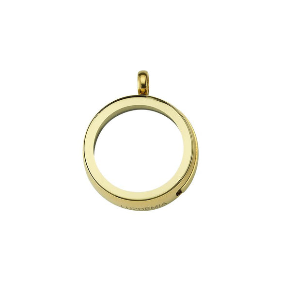 Luzyo - 25 Mm - Gold - Magnifying