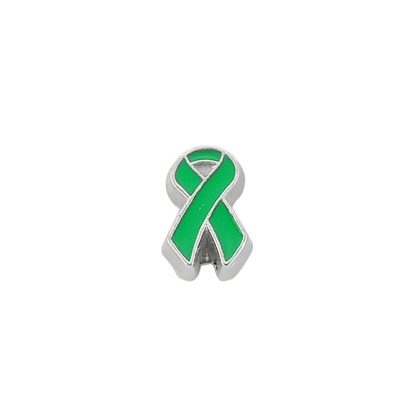 Luzyo Charm -  Awareness Ribbon