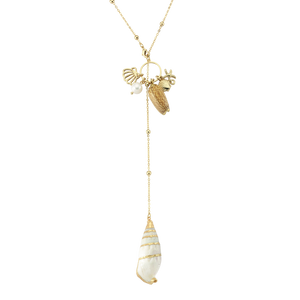 true - Beads Oyster Neck - 3