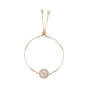 true - SD Bracelet - Rose 4 - 925
