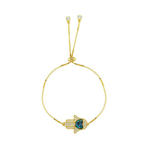 true - SD Bracelet - Gold 6 - 925