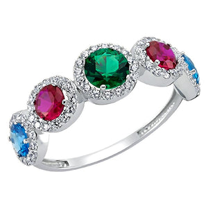 true - ColorMe Ring 925 - 26