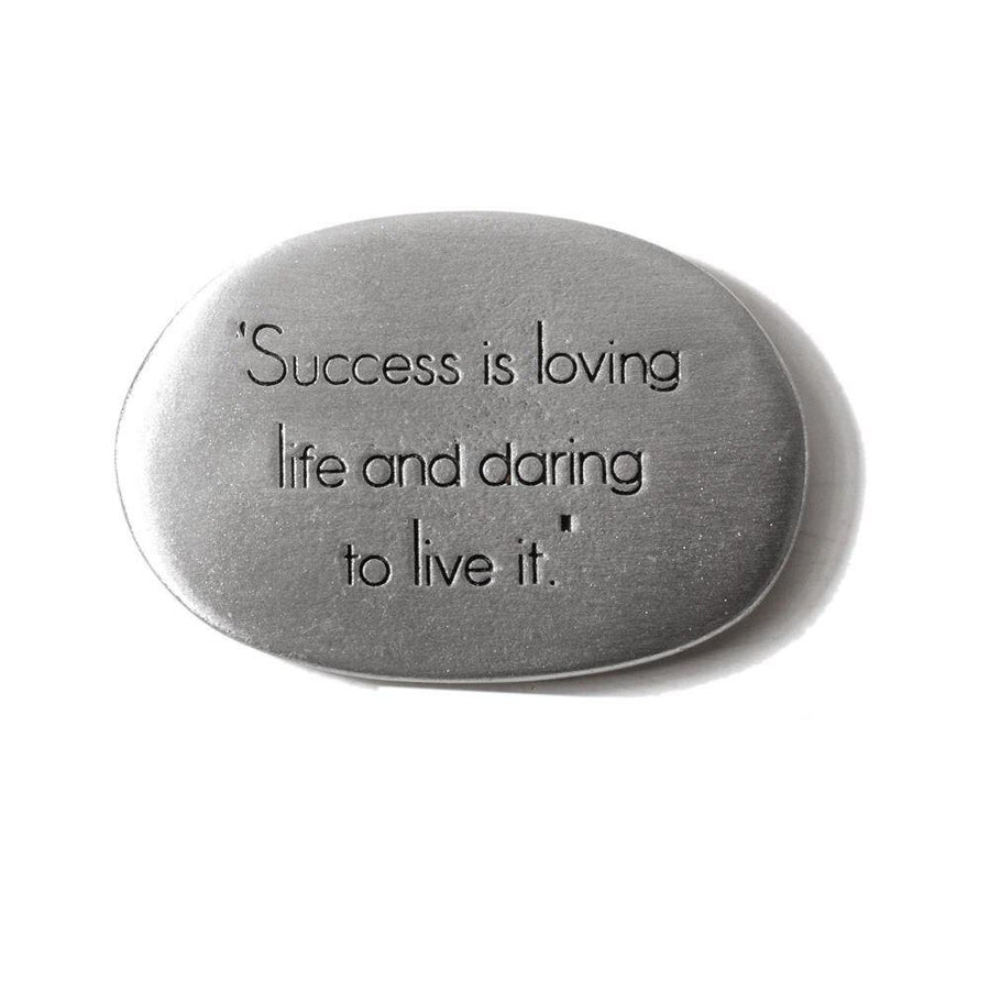 maya angelou pocket wisdom, sucess is loving...