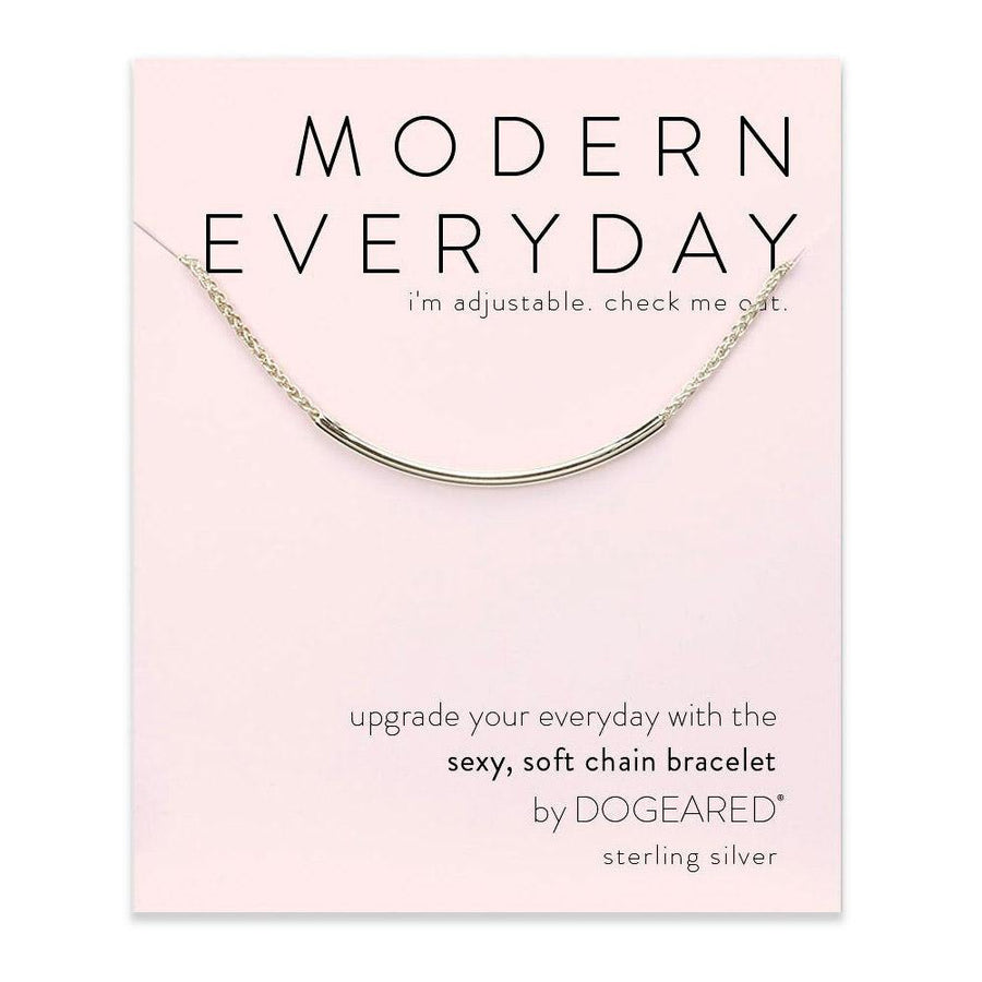 modern everyday tube bracelet