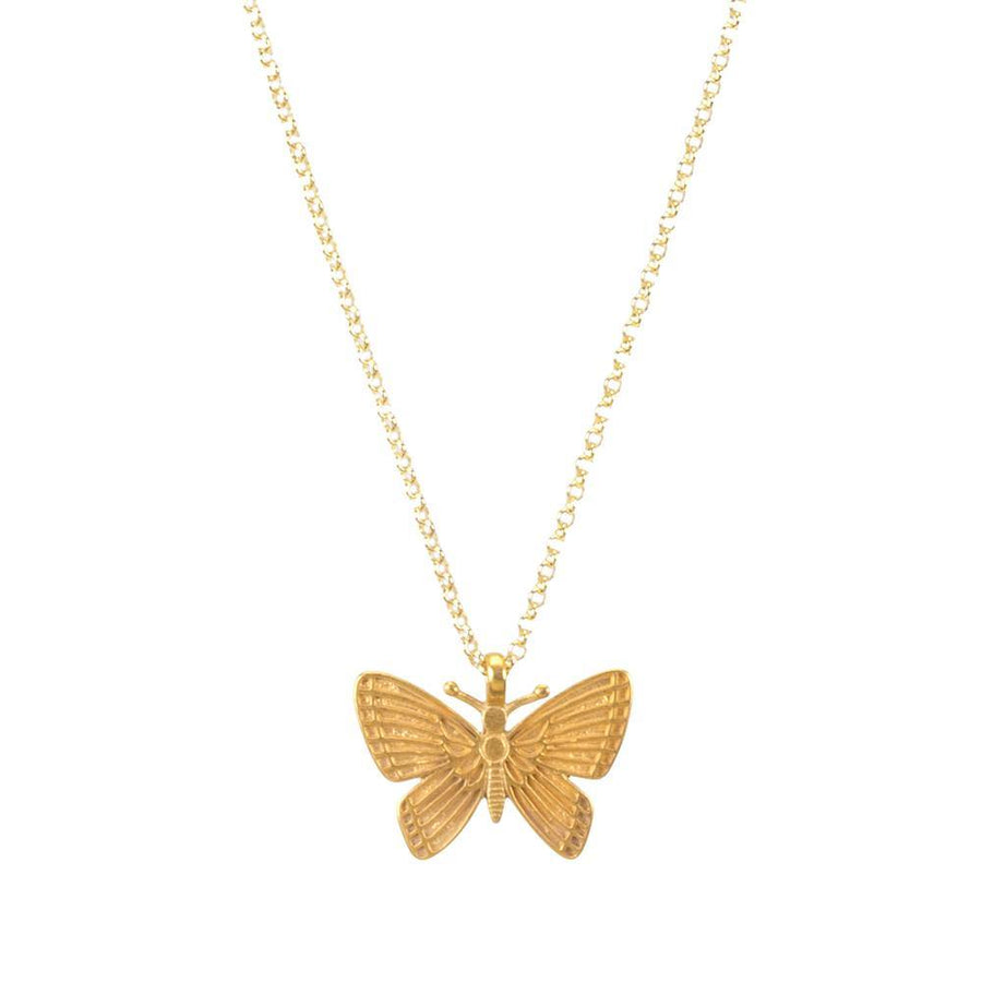 one in a billion butterfly necklace
