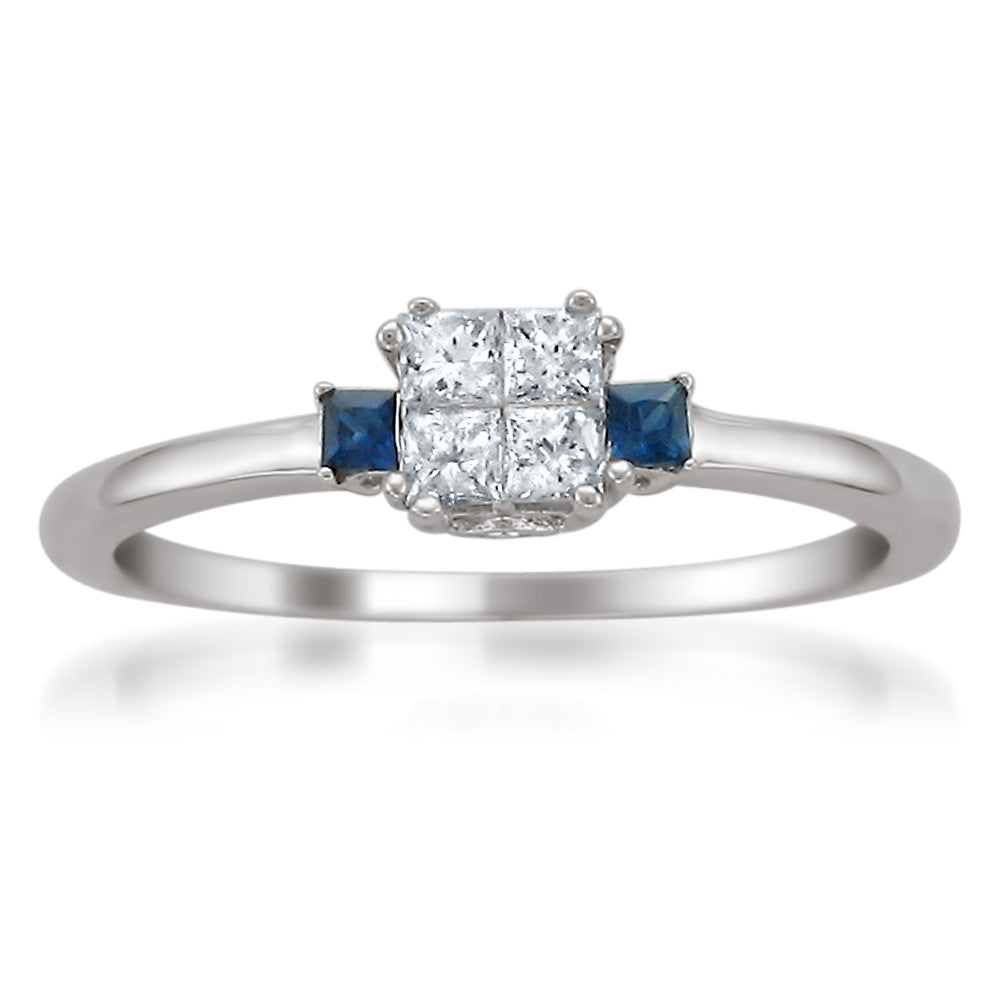 cubic promise ring blue solitaire product sapphire box in zirconia dark