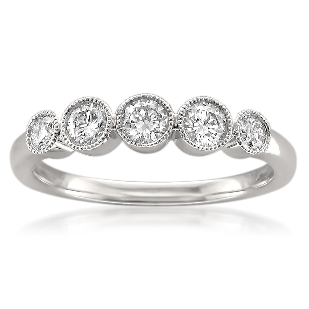 brilliant diamond image ring rings eternity engagement from cut bridal platinum stone
