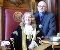 Lord Mayor Of Sheffield (Previous) – Councillor Anne Murphy