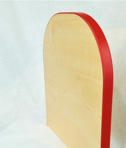 Apple Red Edging