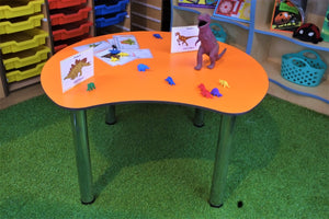 Moon Table & Stool Range