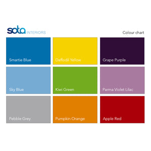Sota Colour Swat for Our Educational Furniture