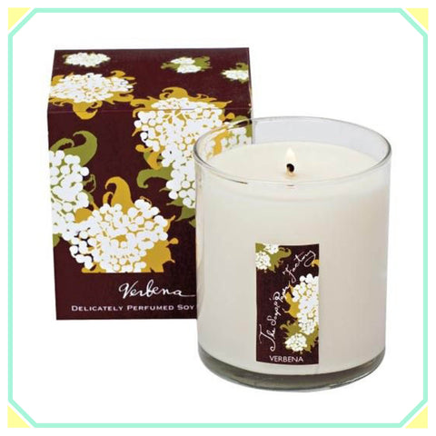 SOY CANDLE: VERBENA