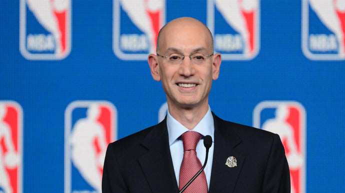 Put Some Respect on Adam Silver's Name ⚡️