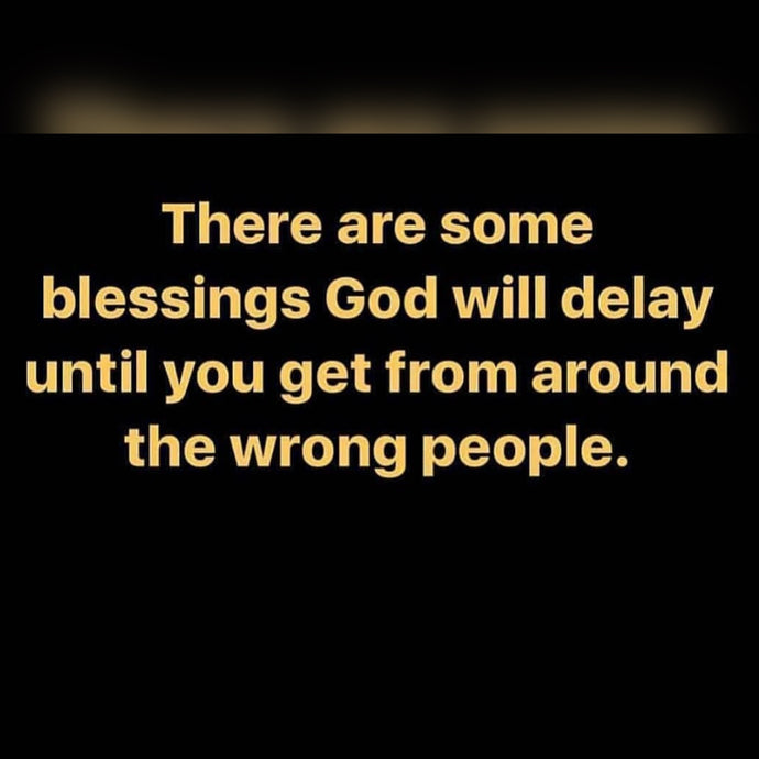Delayed Blessing ⚡️